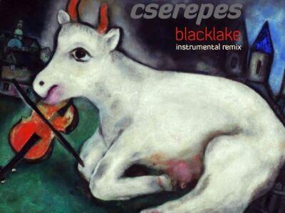 A világ legrangosabb világzenei toplistáján Cserepes Blacklake című lemeze!