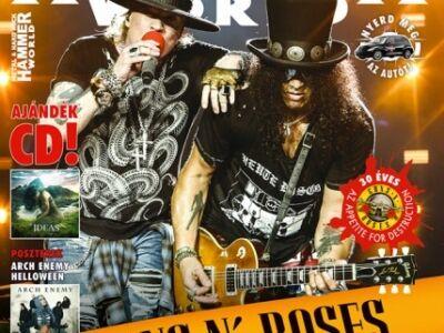 Megérkezett a HammerWorld Magazin friss, nyári lapszáma!