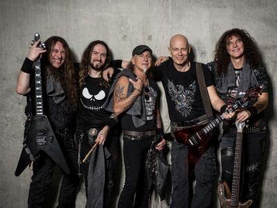 Accept: új lemezével érkezik januárban a német heavy metal legenda