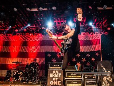 """""""Kivonnám a vállalati pénzeket a politikából"""" – Anti-Flag-interjú"""