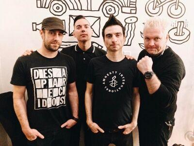 Istenek és vezérek nélkül jön az Anti-Flag