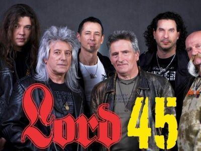 45 éves a Lord