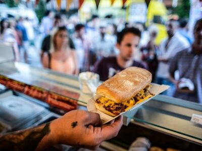 VI. Food Truck Show Budapest