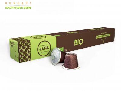 KAFFA BIO Nespresso® kompatibilis kávékapszula