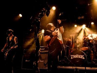 The Trousers - Ötállomásos turné szeptember végén