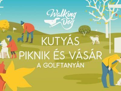 Walking Dog őszi piknik és vásár