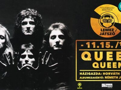 Queen és Depeche Mode a Lemezjátszó programsorozatban