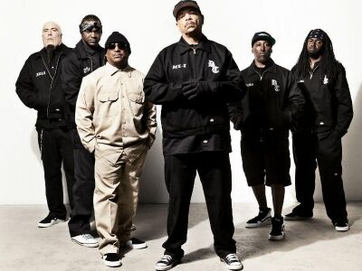 Ice-T és a Body Count a Parkban!