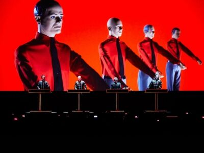3D-ben érkezik a Kraftwerk