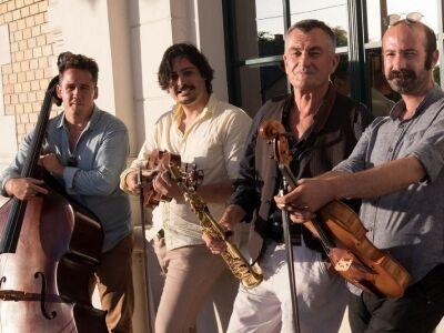 Dresch-jazz-folk Óbudán
