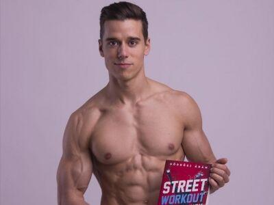 Gödrösi Ádám: Street workout mindenkinek
