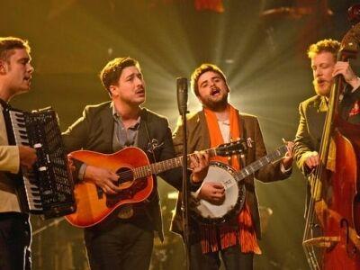Exkluzív Mumford & Sons koncert a Szigeten