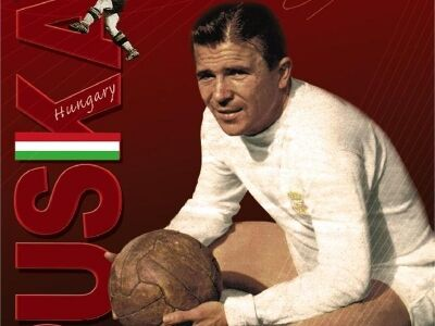 Puskas: The legend of the magical magyar