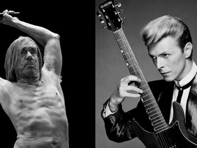 Bowie and friends vol. 1: Iggy Pop