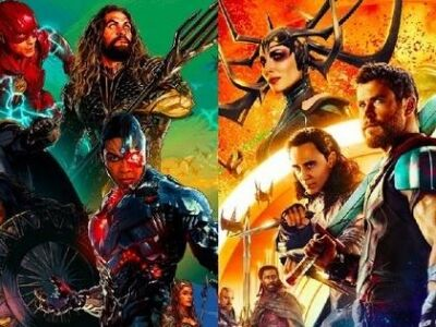Justice League / Thor: Ragnarok