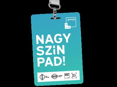 Az MVM bemutatja: NAGY-SZÍN-PAD! 2018