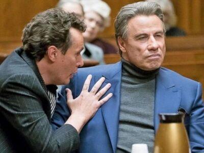 Johnny Boy Travolta gengszterbőrben