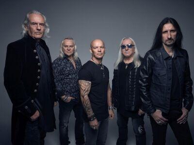 Új lemez és régi klasszikusok az októberi Uriah Heep koncerten