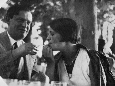 Így szerettek ők: Karinthy - Böhm - Déry