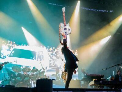Jubileumi turnén a Marillion