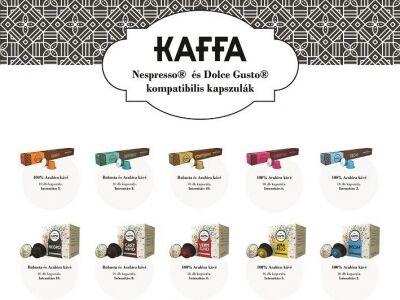 KAFFA kávékapszulák