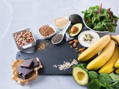Az ásványi anyagok szerepe a táplálkozásban