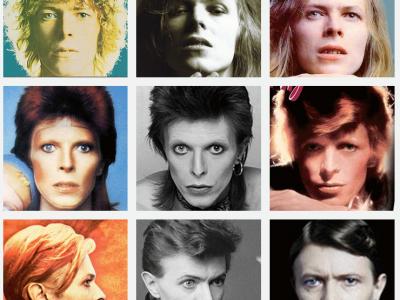 David Bowie még mindig történik