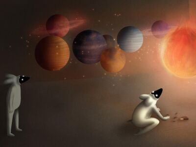 Kozmikus séta