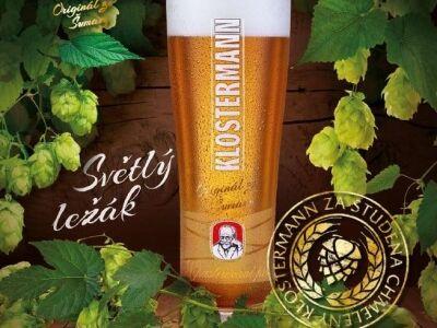 Új Klostermann sör