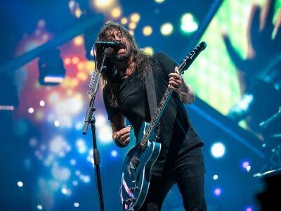 Igen! A Foo Fighters is jön a Szigetre