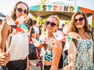 Világsztár dömping a STRAND Fesztiválon!