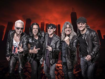 A Scorpions Budapesten lép fel!