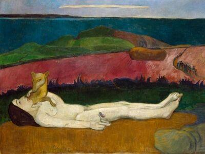 Paul Gauguin, Tahiti festője