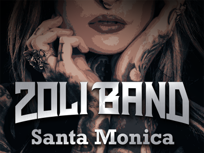 Zoli Band: Santa Monica