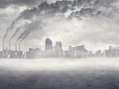 A kén-dioxid környezetre káros hatásai