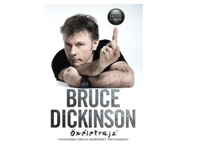 Bruce Dickinson: Mire való ez a gomb?