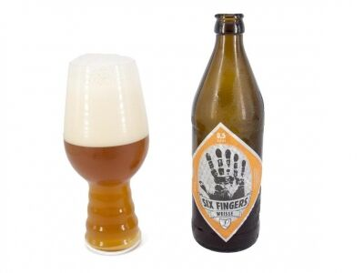 Six Fingers Weisse a Legendától