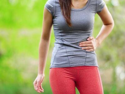 Miért szúr az oldalad futás közben?