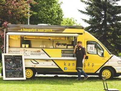 Food Truck-mennyország Veszprémben