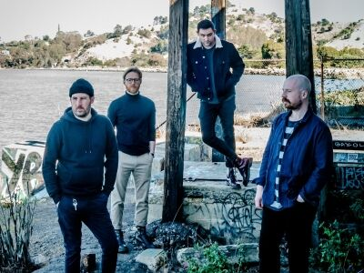 The Twilight Sad a Fekete Zajon