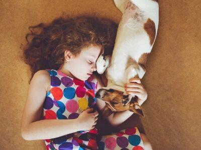 Állat mellett felnőni