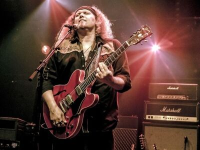 A szárnyaló blues-rocker