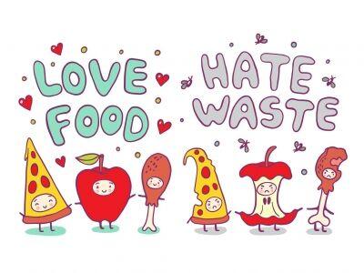 Tippek az élelmiszer hulladék csökkentésére