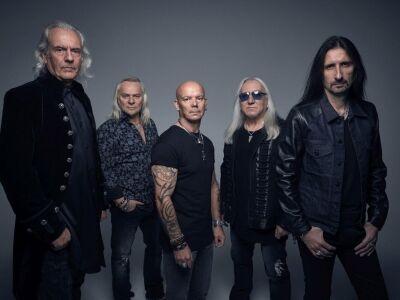 Februárban ismét Budapesten az 50 éves zenekar 50 éves a Uriah Heep!
