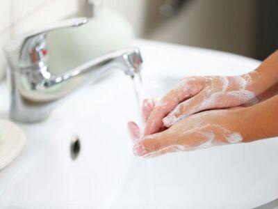 Maradj egészséges, moss kezet!