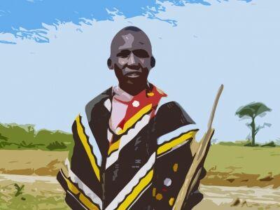 Afrikai asztrológia - Fiúgyermek
