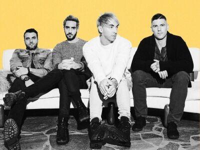 Az All Time Low játszik a 5 Seconds of Summer vendégeként a Budapest Parkban
