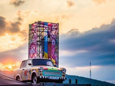 Road Movie nappal indul a Telekom VOLT Fesztivál
