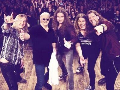 Deep Purple klasszikusokkal érkezik Ian Paice januárban
