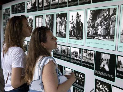 Pillanatképek Robert Capa életéből